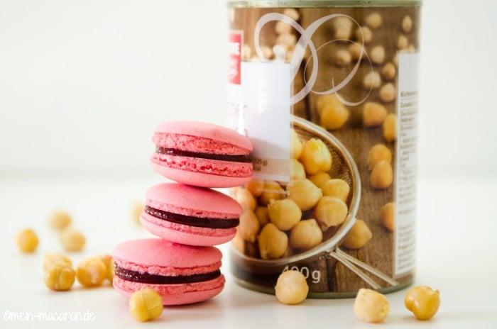 Vegane Macarons Aus Kichererbsenwasser Oder Aquafaba