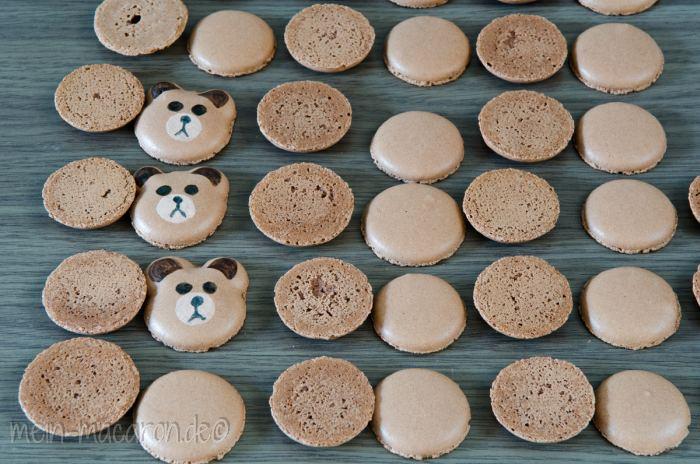 rezept franz sische macarons aus dem thermi macarons rezepte zum selber backen. Black Bedroom Furniture Sets. Home Design Ideas