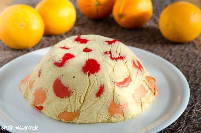 macarons mit orangenmousse macarons rezepte zum selber backen. Black Bedroom Furniture Sets. Home Design Ideas