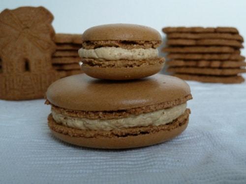 macarons spekulatius und dominosteine 4 macarons rezepte zum selber backen. Black Bedroom Furniture Sets. Home Design Ideas
